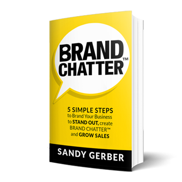 Canadian Marketing Consultant's BRAND CHATTER Book image